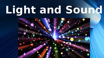 Light and Sound (Physics) - Grades 8-10