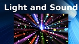 Light and Sound (Physics) - Grades 8-10