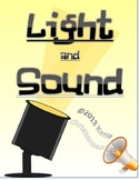Light and Sound Reader's Theater and Writing Prompt