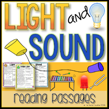 Light and Sound Reading Passages