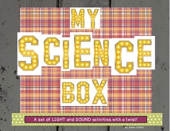 Light and Sound Science Box (A great way to review!)