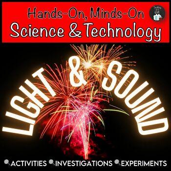 ONTARIO SCIENCE: GRADE 4 LIGHT AND SOUND CENTRES