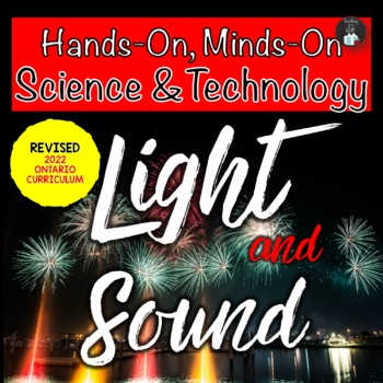 ONTARIO SCIENCE: GRADE 4 LIGHT AND SOUND CENTRES