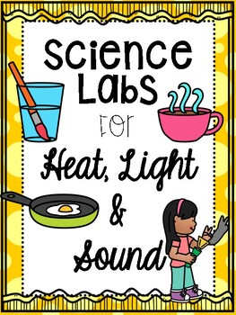 13 Light and Sound Science Labs or Stations