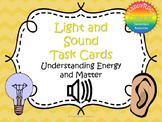 Light and Sound Task Cards