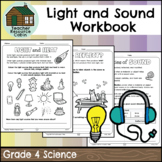 Light and Sound Workbook (Grade 4 Ontario Science)