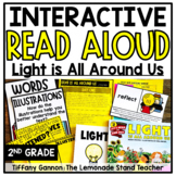 Light is All Around Us Interactive Read Aloud Lessons Grade 2