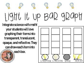 FREEBIE Light it Up Bar Graph