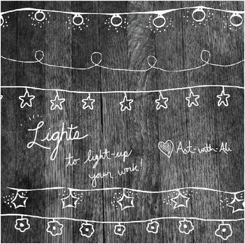 Light strands!