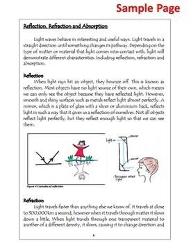 Light student reader