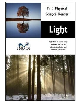Light. Student Reader
