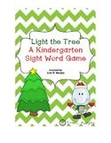 Light the Tree Kindergarten Sight Word Game