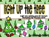 Light up the Tree: Sight Word Matching Game