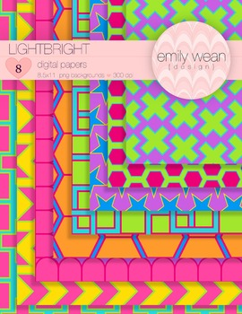 LightBright Digital Papers