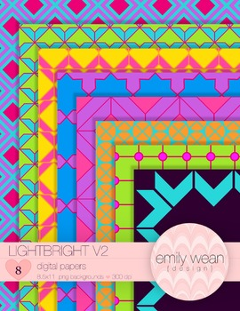 LightBright V2 Digital Papers