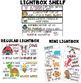 Lightbox Bundle: (Regular, Mini, and Lightbox Shelf) - 40 Animal Fun Facts!