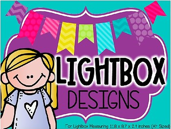 Lightbox Designs - 40 Designs For The Entire Year!