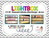 Lightbox Designs - Calendar Set