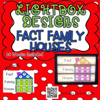 Lightbox Designs - Fact Families