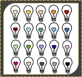 Lightbulbs Clipart