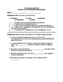 Lightening Thief Chapter 3 and 4 Vocabulary Worksheet