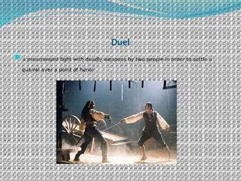 Lightening Thief Chapter 8 Vocabulary PowerPoint