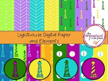 Lighthouse Digital Papers and Elements