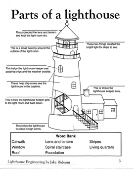 Lighthouse Engineering: A STEAM Project