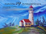 Lighthouse Painting Lesson