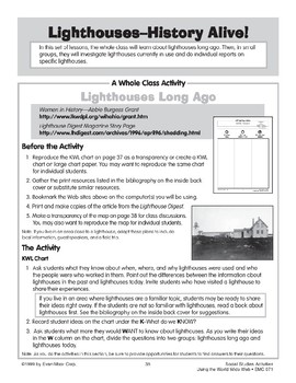Lighthouses-History Alive