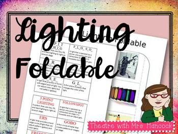 Lighting Foldable