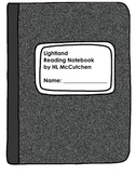 Lightland (Guided Reading Notebook: Vocabulary, Questions, Activities)