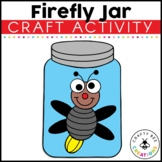 Lightning Bug Jar Craft