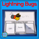 Lightning Bugs Writing