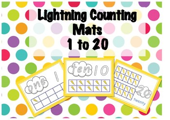 Lightning Counting Mats