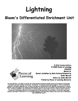 Lightning - Differentiated Blooms Enrichment Unit