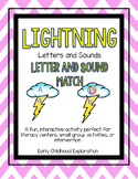 Lightning Letters and Sounds