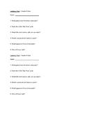 Lightning Thief Ch 8 Quiz