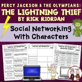 The Lightning Thief Social Networking Extension Activity