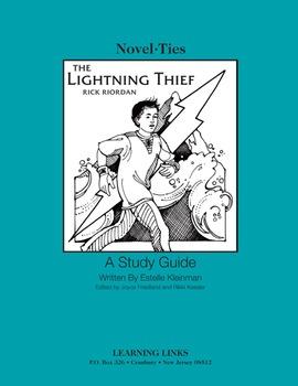 Lightning Thief - Novel-Ties Study Guide