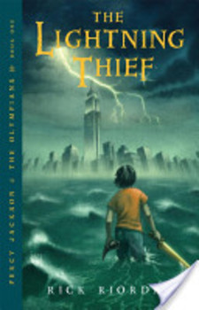 Lightning Thief Novel Unit