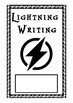 Lightning Writing book cover