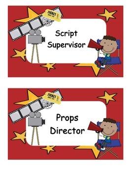 Movie Theme Class Jobs