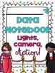 Lights, Camera, Action! {Fun classroom Marzano Scales}