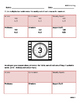 Lights, Camera, Action! Grade 4 Math Base Assess (STEM & CCSS Aligned)