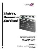 Lights, Camera, Action! Grade 4 Math Base Assess (STEM & C