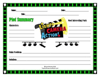 Lights, Camera, Action: Movie and Book Review Lessons