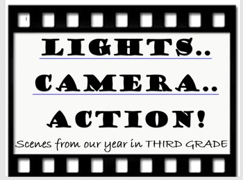 Lights Camera Action Timeline