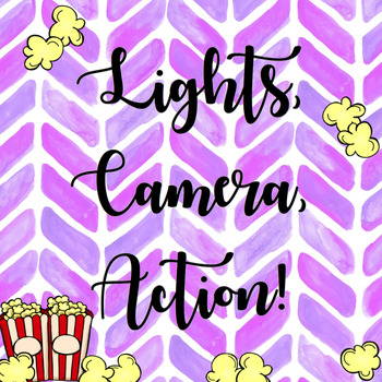 Lights, Camera, Action! Cinema and Shadow