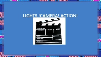 Lights! Camera! Action! (movies)